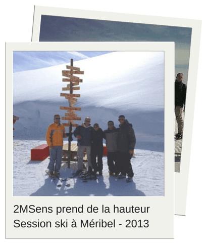 session ski a meribel softaventures 2013