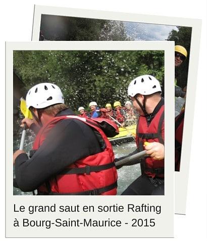 sortie rafting 2015 - Networking editeurs logiciel