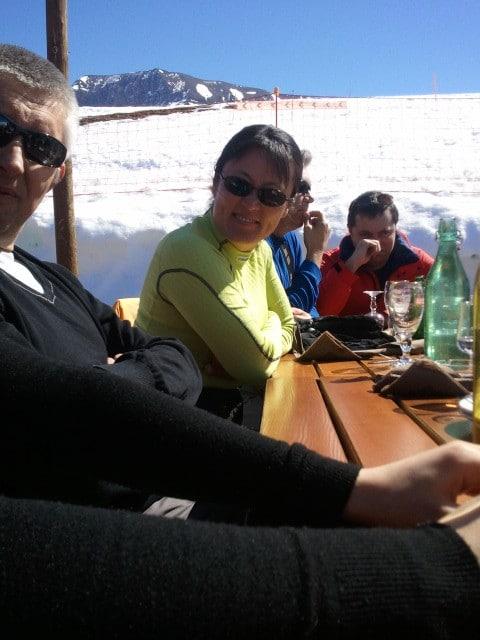 Éditeurs de logiciels en sortie ski avec Deuxième Sens
