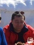 Olivier Faivre Lokoa, éditeur de logiciel de gestion par affaire, en sortie ski 2MS