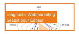 Audit Webmarketing éditeur logiciel