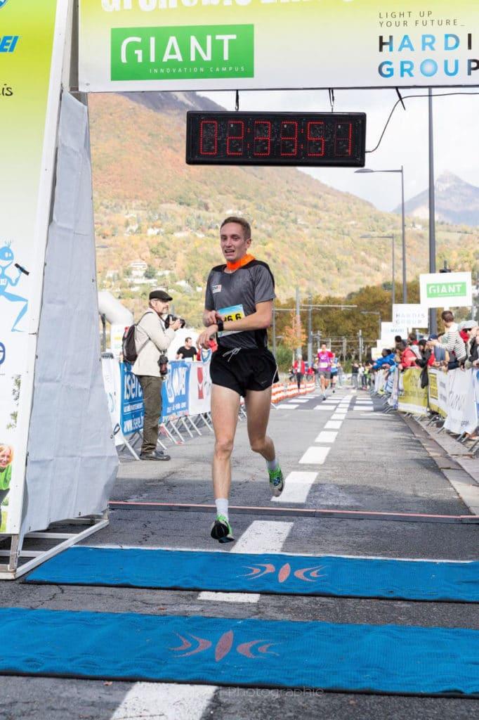 Fin de course en 2h33min51sec pour l'équipe 2MSens © Crédits photos Alain Lamour